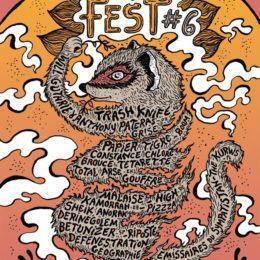 PIZZZA au AINU FEST 6