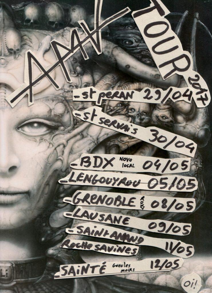 amv tour 2017