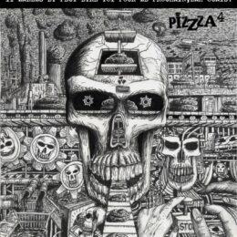 pizzza 4 dans les bacs!!!