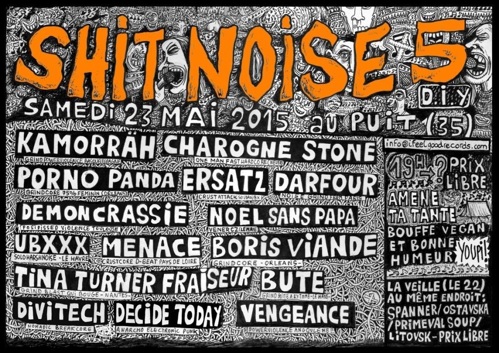 SHIT NOISE - MODIF