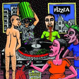 CHIPS, lenouvel album de Pizzza !!!
