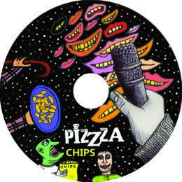 PIZZZA 5 bientôt dans les bacs (à fleur)!!!